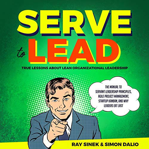 Serve to Lead cover art