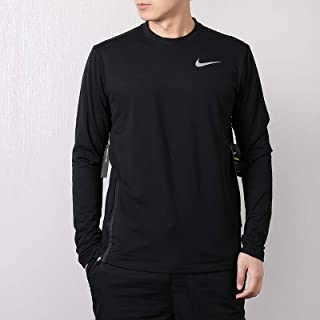 Nike 耐克男装上衣 秋季 跑步运动休闲圆领舒适保暖卫衣针织时尚套头衫