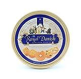 Gourmet Food Gifts! - Royal Danish Premium Butter Cookies- Festive Tin (16 oz)