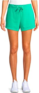 Avia Women's Active Running Shorts (Green Breeze, L (12-14))