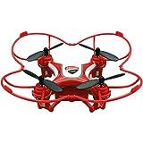 Ducati Corse- Mini Drone a Tre velocità Flip & Rolls con Paraeliche Incorporate...