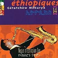 Ethiopiques 14 by Getatchew Mekurya (2004-04-06)