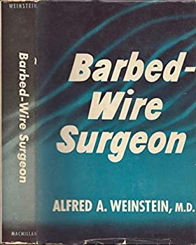 Hardcover Barbed-Wire Surgeon Book