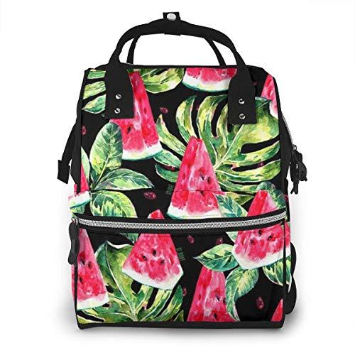 JUKIL Mochila de pañales Seasonal Garden Flag Stylish and Durable Nappy Bag for Baby Care School Backpack