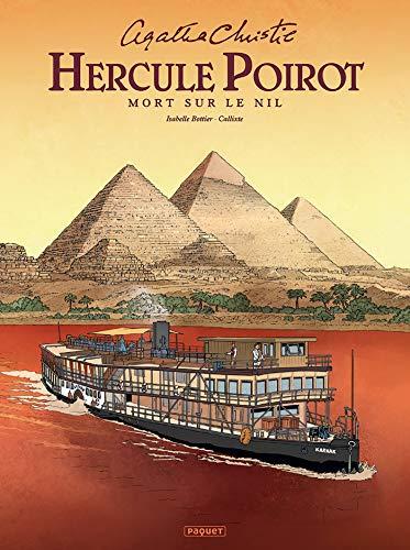 Hercule Poirot mort sur le Nil (AGATHA CHRISTIE)