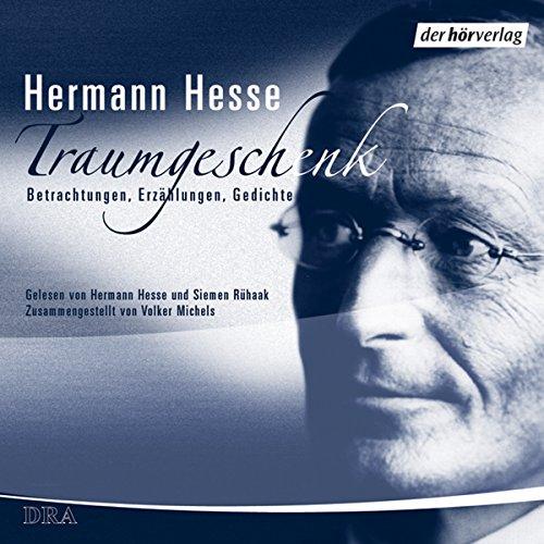 Traumgeschenk audiobook cover art