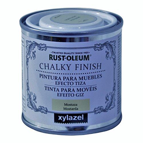 Rust-Oleum 4080408 Pintura, Mostaza, 125 ml