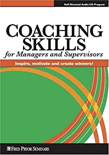Coaching Skills for Managers and Supervisors