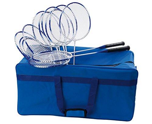 Betzold Badminton-Tasche - Sporttasche Badminton Zubehör Badmintontraining Training Aufbewahrung Badmintonspieler Badmintonschläger-Aufbewahrung