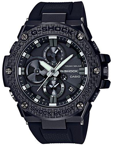 Casio G-Shock G-STEEL Carbon Edition GST-B100X-1AJF Herren