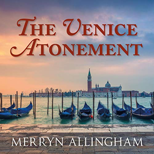 The Venice Atonement audiobook cover art