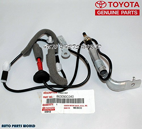 Toyota 86309-0C040 - Pole Sub Assembly Pillar