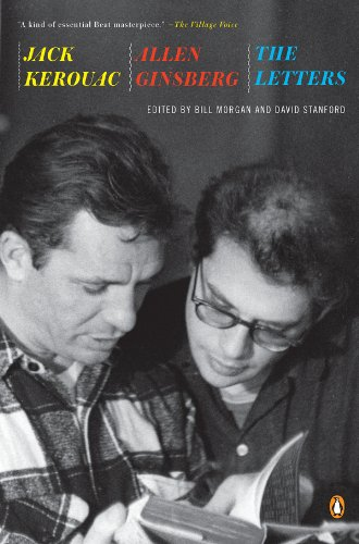 Jack Kerouac and Allen Ginsberg: The Letters (English Edition)