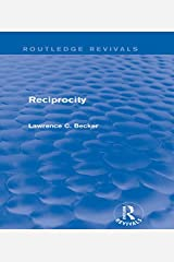 Reciprocity (Routledge Revivals) (English Edition) Format Kindle