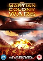 The Martian Colony Wars [DVD] [Import]