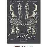 Posters ¡Madre!2017 película película Javier Bardem cartel artístico lienzo pintura decoración del hogar-50x70 cm sin marco