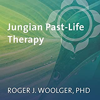 Jungian Past-Life Therapy audiobook cover art