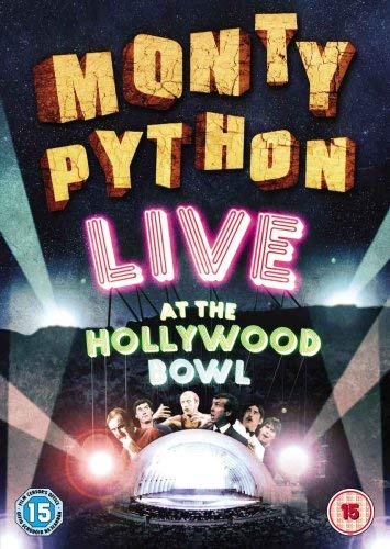 Monty Python: Live At The Hollywood Bowl [DVD] [2007]