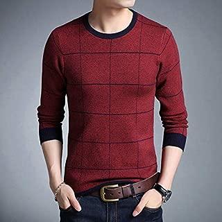 Para hombre a rayas Jersey Emporio max-01 Cuello Redondo suéter casual Knitwear Pullover
