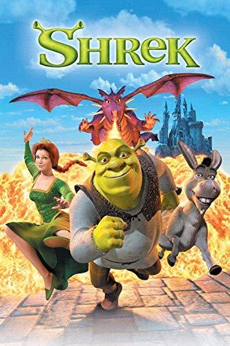 Puzzle 1000 Piezas Shrek Movie | Adultos Rompecabezas Madera Infantiles Adolescentes
