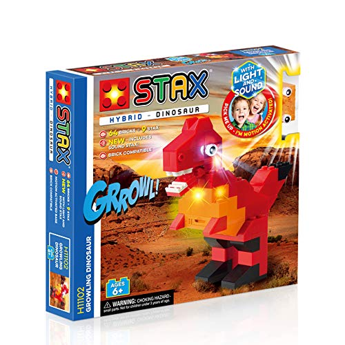 S-11102 LEGO®-kompatibel LIGHT STAX® Lamp Stax