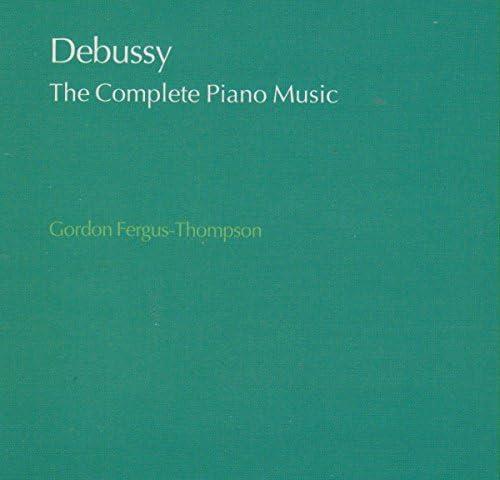 Gordon Fergus-Thompson & Claude Debussy