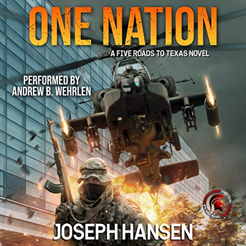One Nation: Ian's Road 2 cover art