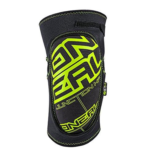 O'NEAL Junction HP Knee Guard Knieschoner schwarz/gelb Oneal: Größe: M