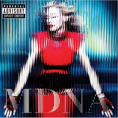Madonna MDNA (Licensee Version) [Turkey Import]