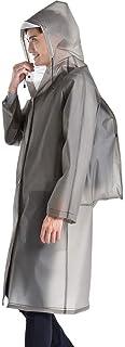 RYY Raincoats Reusable Raincoat, Rain Resistant Poncho Emergency Mountaineering Rainwear for Adultsr (Color : D, Size : M)