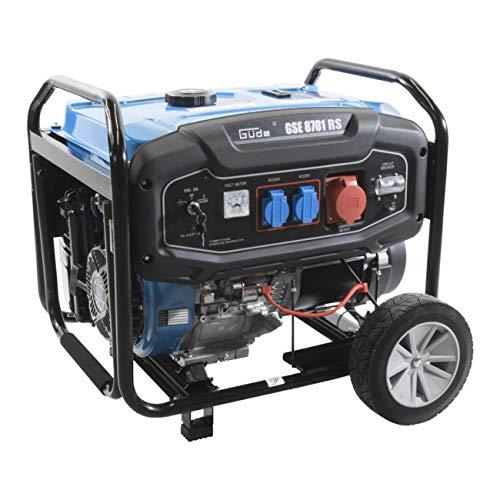 Güde Benzin Stromerzeuger GSE 8701 RS