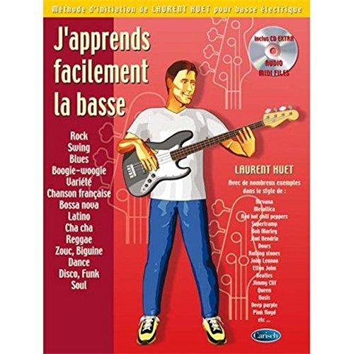 Je MAccompagne Facilement Á La Basse (Buch/CD)