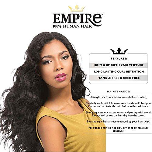"Empire Body Wave Weaving Hair 100% Human Sensationnel (10"", 1)"