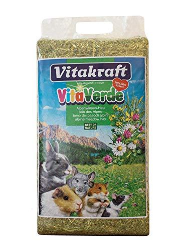 Vitakraft Alpen-Wiesenheu für alle Nager, gepresst, 1kg