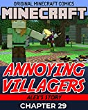 Annoying Villagers Chapter 29: Alex's Story Original Minecraft Comics (English Edition)