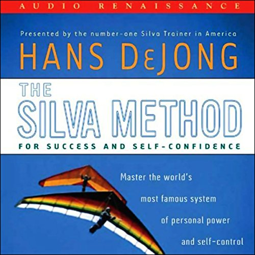 The Silva Method for Success and Self-Confidence audiobook cover art