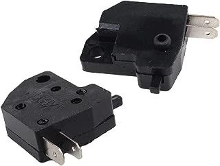 USPEEDA Front Brake Light Stop Switch for Kawasaki Vulcan 500 EN500 800 VN800 900 VN900 1500 VN1500 1600 VN1600 1700 VN1700 2000 VN2000