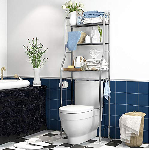 Best 4d concepts over the toilet storage review 2021 - Top Pick