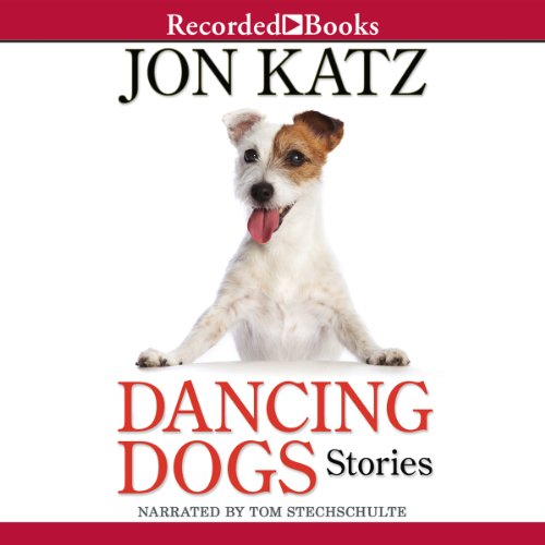 Dancing Dogs audiobook cover art
