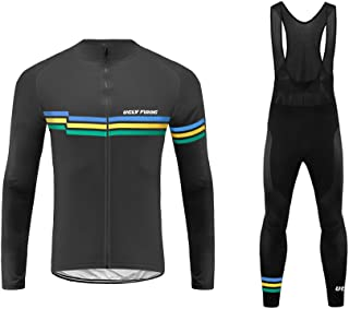 Uglyfrog Bike Wear- Ropa Ciclista Invierno/Verano Manga Larga/Corta Maillots Chaquetas Pantalones/Pantalones Cortos Bodies Equipacion Ciclista