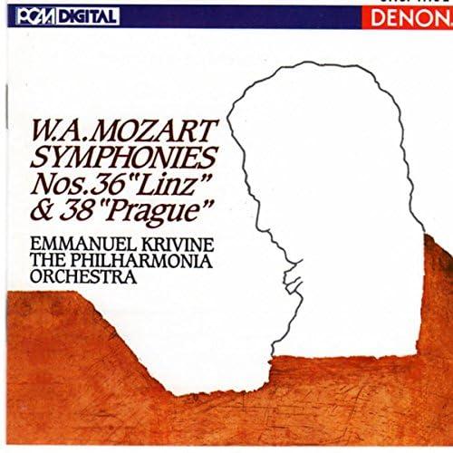 Emmanuel Krivine & The Philharmonia Orchestra