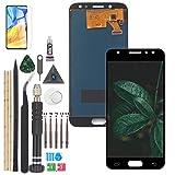 YWL-OU para Samsung Galaxy J5 LCD Display y para 2017 J530 SM-J530F J5 Pro Pantalla táctil Digitalizador con un Conjunto de Herramientas (Negro)