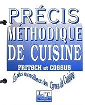 Précis Méthodique De Cuisine de S. Fritsch