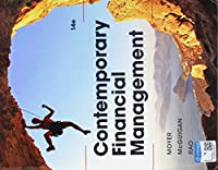 Bundle: Contemporary Financial Management, 14th + MindTap Finance, 1 term (6 months) Printed Access Card 1337587567 Book Cover