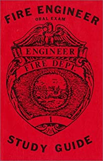 Fire Engineer Oral Exam Study Guide