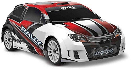 Traxxas LaTrax trx75054–1–Vehículo teledirigido Rally 1/18, Color Azul