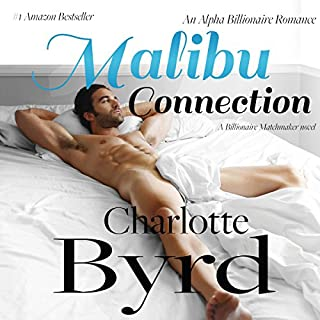Malibu Connection audiobook cover art