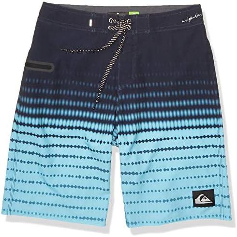 Quiksilver Men s Highline UPSURGE 21 Boardshort Swim Trunk Parisian Night 34 product image