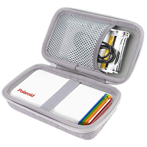 Caja Bolsa Fundas para Polaroid 9046 Polaroid Hi-Print 2x3 Pocket Photo Bluetooth Printer de Aenllosi