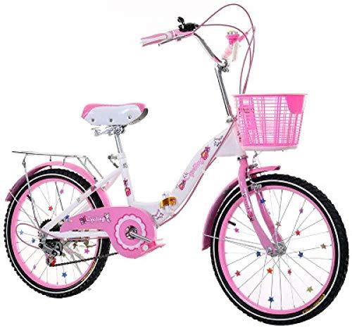 Kinderen fiets Freestyle kinderfietsen 22-inch versnellingspook kinderfiets 6-14 jaar oud student fiets vrouwelijke vouwfiets